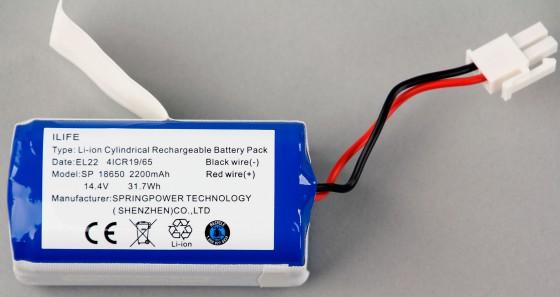 Сердце робота-пылесоса iLife - какие аккумуляторы используются в устройствах