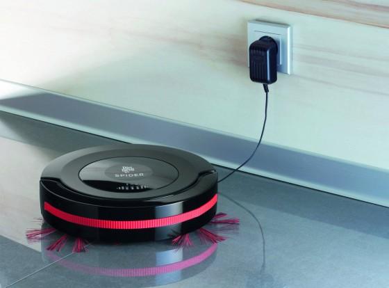 Робот-пылесос: энергопотребление устройства