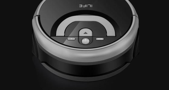Моющий робот-пылесос iLife w400 - основные особенности устройства