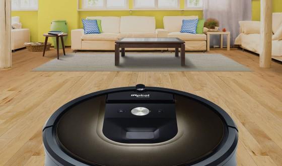 Роботы-пылесосы iRobot