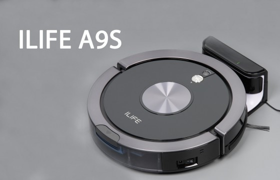Особенности ILIFE A9s - чем хороша новая модель?