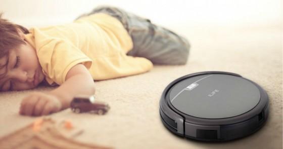 Могут ли роботы-пылесосы быть опасными для детей?
