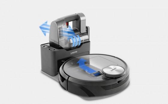 Самоочищающиеся роботы-пылесосы - как это работает?