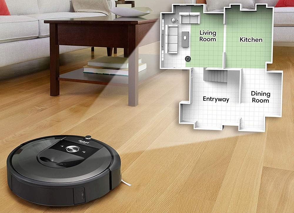 Система навигации робота-пылесоса - как это работает?