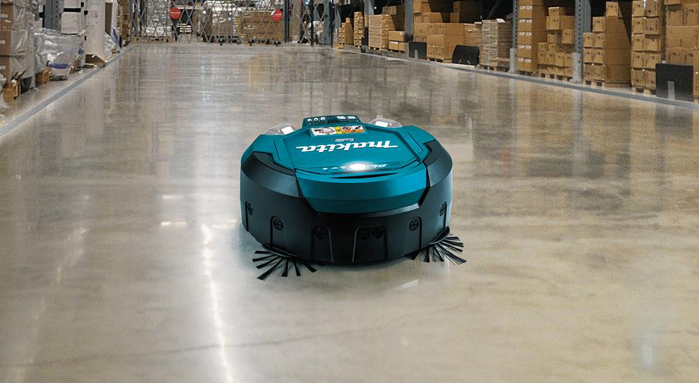 Роботы-пылесосы промышленного класса