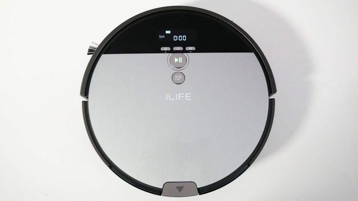 Обзор робота-пылесоса iLife V8s: многофункциональный, современный, стильный