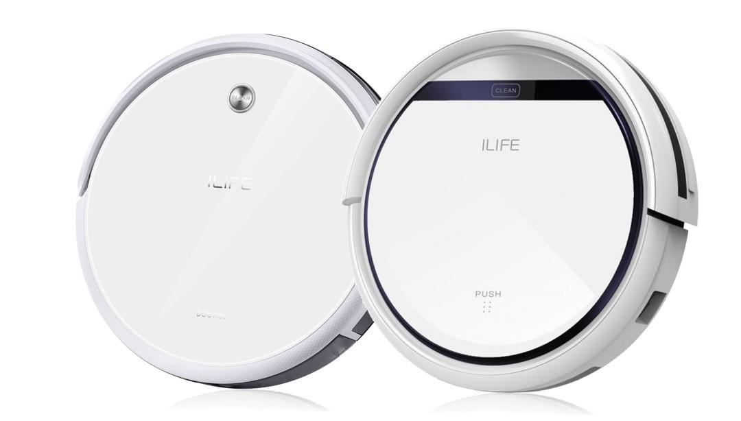 Сравнение роботов-пылесосов iLife V50 и A40: какую модель лучше купить