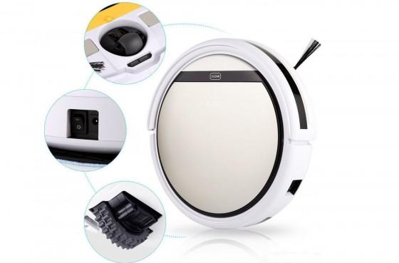 Устройство iLife V5S Pro