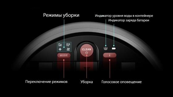 назначение кнопок на корпусе ilife w400