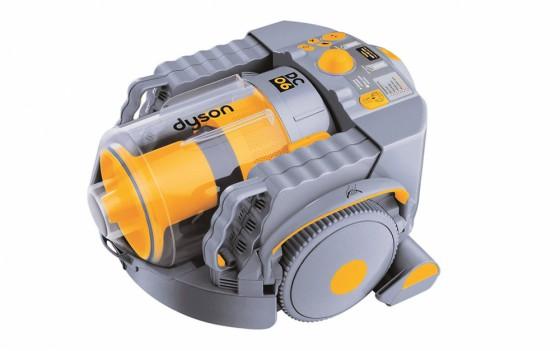 робот-пылесос Dyson