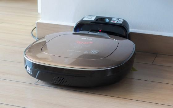 модель LG Hom-Bot 2.0 Turbo+