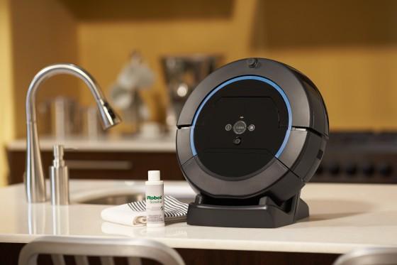 моющее средство для робота-пылесоса