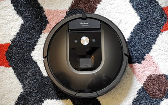 устройство iRobots для ковров