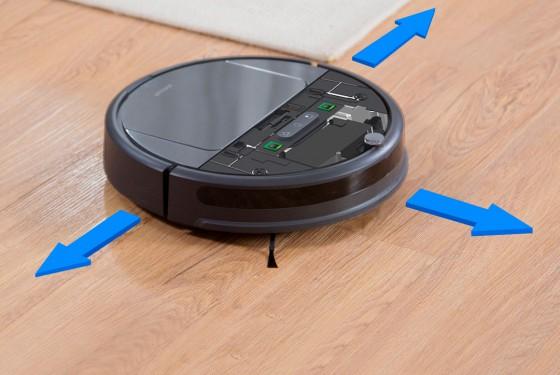 навигация робота-пылесоса