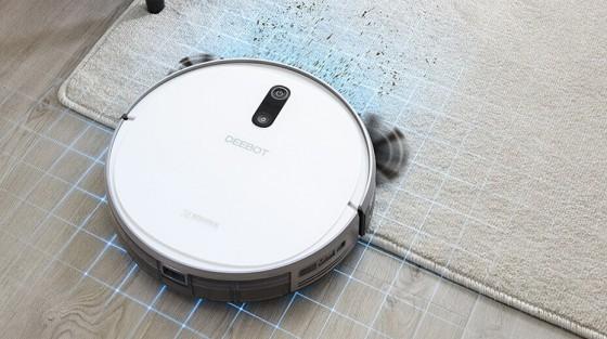 уборка роботом-пылесосом