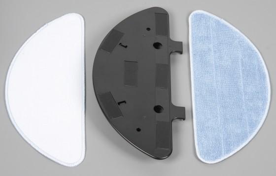 салфетки и основа для их крепления роботов-пылесосов iLife